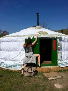 goodbye yurt